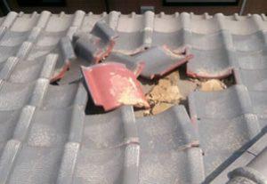 「瓦屋根ラバーロックで安心」をUPしました。