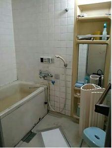 とにかく早く!!安心してお風呂に入りたい。