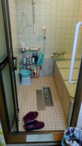 在来タイルの浴室から最新ユニットバスへ!! UPしました!