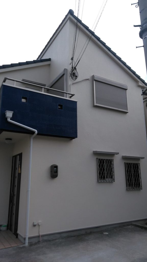 汚れにくい、汚れが落ちやすい 屋根・ 外壁塗装工事