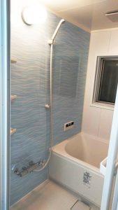 お風呂 (水廻り4点)の施工事例更新しました!