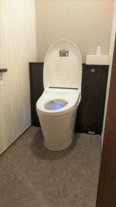 トイレの施工事例更新しました!