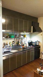 パナソニック商品で快適空間へ‼マンションリフォーム♪ラクシーナ/キッチン