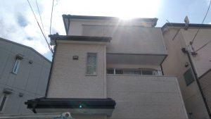 混色もシュミレーションで安心!屋根重ね葺き・外壁塗装工事