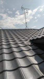 屋根・外壁の施工事例更新しました!