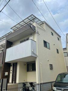 高槻市 屋根外壁の施工事例更新しました!
