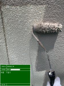 壁からの雨漏りをなんとかしたい!日本ペイント ファイン4Fセラミック